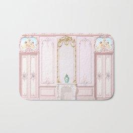 French Apartment Diorama Bath Mat