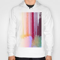 forrest Hoodies featuring Color Forrest by Darla Designs