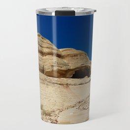 Jordanian Rocks Travel Mug