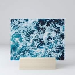 Lovely Seas Mini Art Print