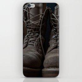 Military Mark iPhone Skin