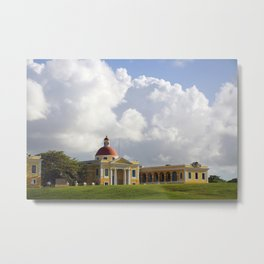 San Juan, Puerto Rico Metal Print