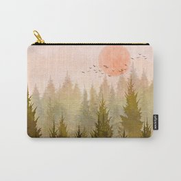Hill Morning Carry-All Pouch