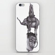 Dali's Dream iPhone Skin