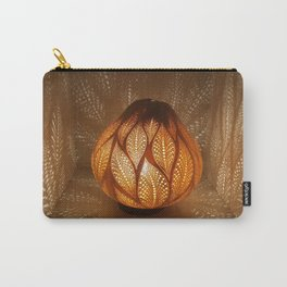 HAPPY LEAFS Carry-All Pouch