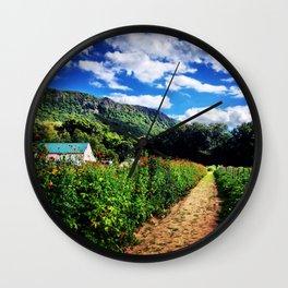 Mountainview Farm, 1 Wall Clock