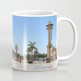 Temple of Luxor, no. 17 Coffee Mug