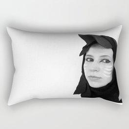 Raven Queen Rectangular Pillow