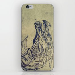 The Destroyer of Worlds iPhone Skin