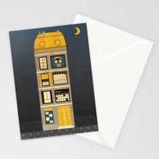 Night spy Stationery Cards