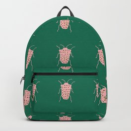 Beetle green Backpack