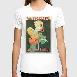 La Loie Fuller T-shirt