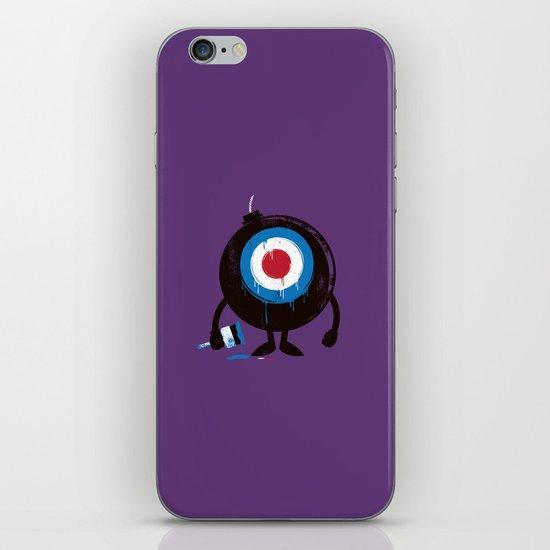 shoot me! iPhone & iPod Skin