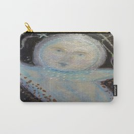Mr. Moon - Whimsies of Light Children Series Carry-All Pouch