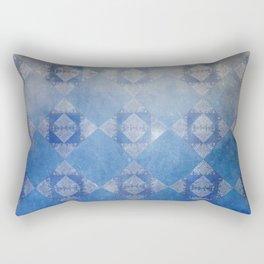 Sad Harlequin Rectangular Pillow