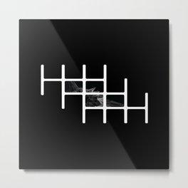 HHH Logo 2 Metal Print