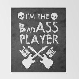 BadASS Player Throw Blanket