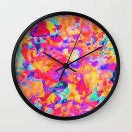 LOVE in MAY ~rewind~ Wall Clock