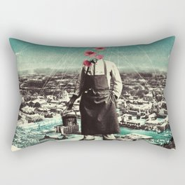 Painter Rectangular Pillow