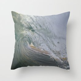 Gloss Drop Throw Pillow