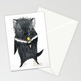 Tasmanian Devil Stationery Cards