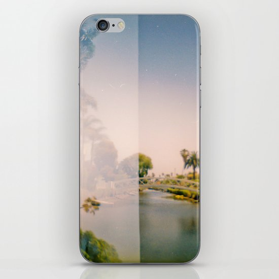Venice Canals [lo-fi] iPhone & iPod Skin