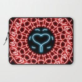 simetry heart Laptop Sleeve