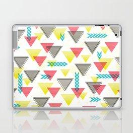 Wild Triangles Laptop & iPad Skin