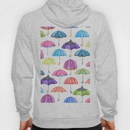 Rainy Day Umbrellas Hoody
