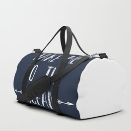Take me to the ocean Duffle Bag
