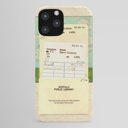 Space Colonies Are Overdue iPhone Case