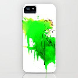 Sword Dance iPhone Case