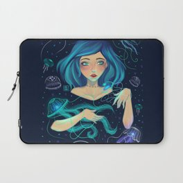 Calypso by Ane Teruel Laptop Sleeve