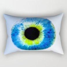 Damn your Eyes Rectangular Pillow