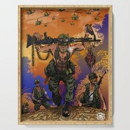 War Machine - The Nam Dude Serving Tray