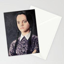Wednesday Addams Stationery Cards