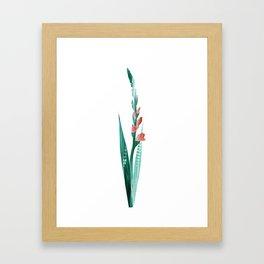 Flower Power #2 Framed Art Print