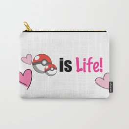 NerdCulture Is LIFE: PocketMonster Carry-All Pouch