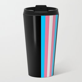 Transgenderism in Shapes Travel Mug