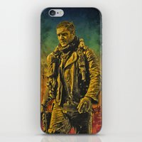 mad max iPhone & iPod Skins featuring Mad Max Fury Road by FCRUZ