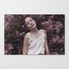 Emily in Reverie II Canvas Print