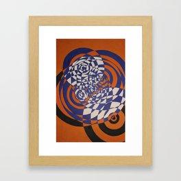 Dariusz Stolarzyn Kinetic Art 2018 Framed Art Print