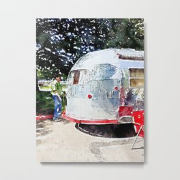 Travel 17 Metal Print