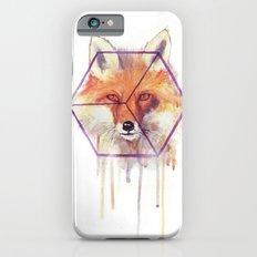 Bonjour Fox!! Slim Case iPhone 6s