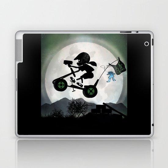 Halo Kid Laptop & iPad Skin