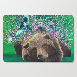 Spring Awakening Cutting Board