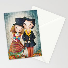 Die Puppe - Ernest Lubitsch Stationery Cards