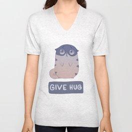 Boggart Hug Unisex V-Neck