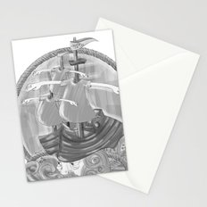 Boat Stationery Cards
