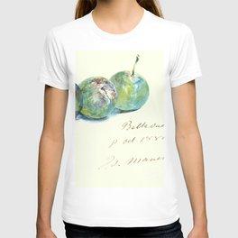 """Édouard Manet """"Letter (Lettre)"""" T-shirt"""